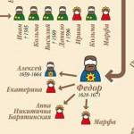 генеалогическое древо Строгановых