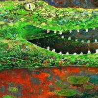 «Крокодил» фрагмент №2
