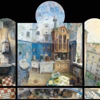 триптих «Кухня»